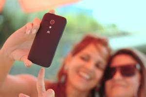 Schickt uns eure Selfies!